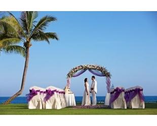 Китай. Свадебная церемония в отеле Ritz-Carlton Sanya 5*