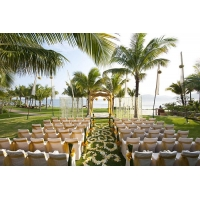 Китай. Свадебная церемония в отеле Hilton Sanya Resort & Spa 5*