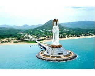 Китай. Свадебная церемония в отеле Renaissance Sanya Resort & SPA 5*