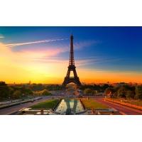 """Ко дню Св. Валентина """"Свидание в Париже""""! Выезд 08.02.17, 8 дней. Без ночных переездов."""