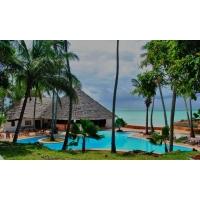 Занзибар,  Coral Reef Resort 3* Вылет  04.04.17, 7 ночей. Завтрак. Стоимость указана за 1 человека в 2-х местном номере