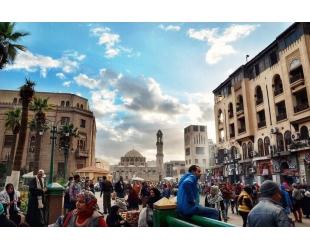 Убегаем от зимы в солнечный Каир.