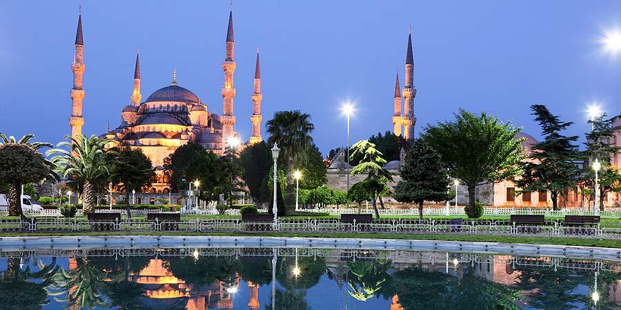 отдых горящие туры в Турцию